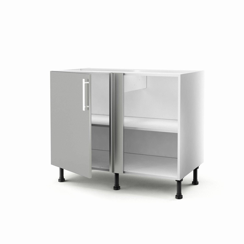 meuble angle cuisine 100