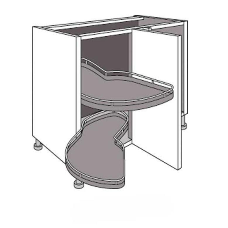 meuble angle cuisine 120 cm