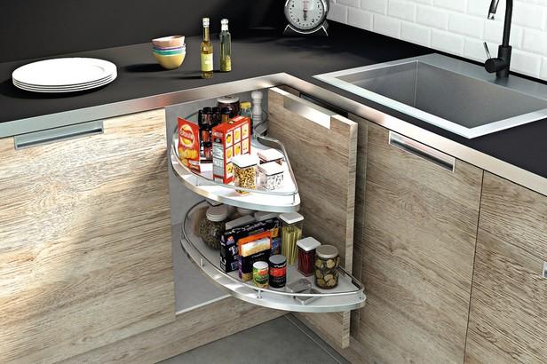 meuble angle cuisine brico depot