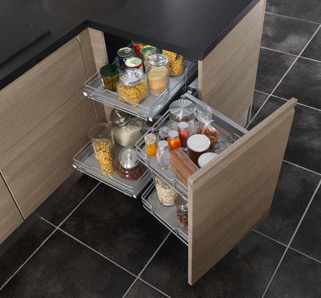 meuble angle cuisine lapeyre