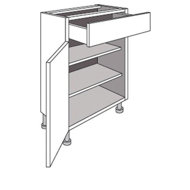 meuble bas cuisine 30 cm profondeur