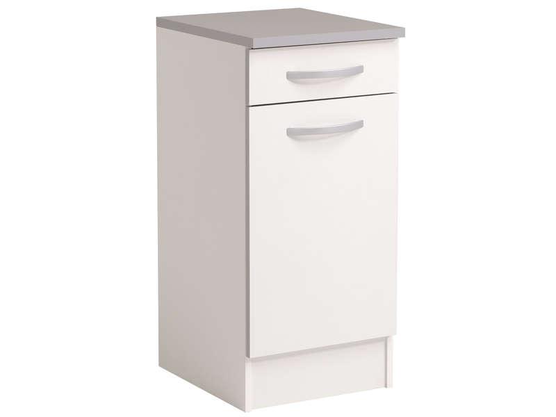 meuble bas cuisine 45 cm largeur