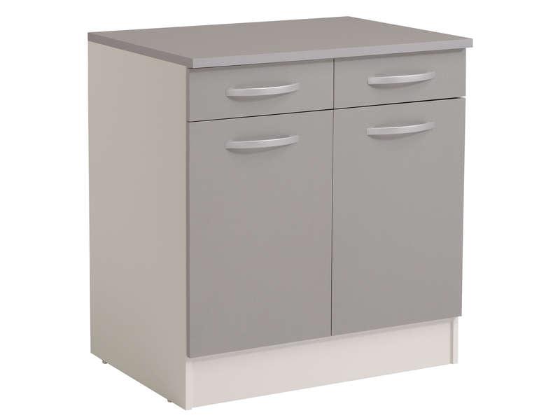 meuble bas cuisine 60 cm alinea 2c1360a64060