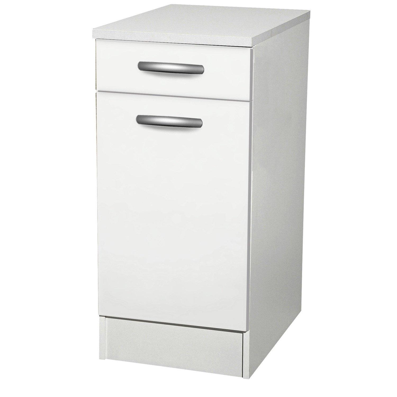 meuble bas cuisine 60 cm avec tiroir