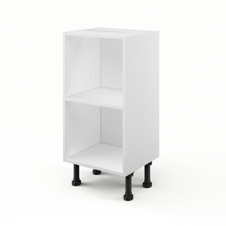 meuble bas cuisine hauteur 40 cm