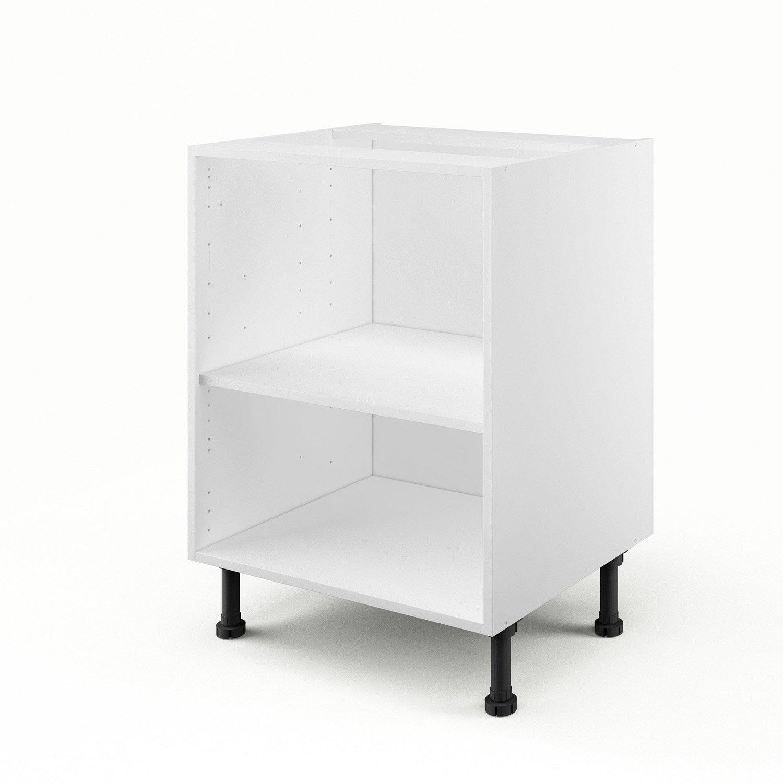meuble bas cuisine hauteur 60 cm