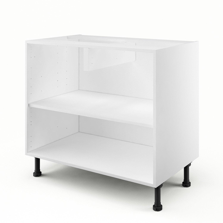 meuble bas cuisine hauteur 90 cm