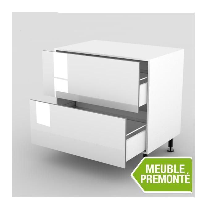 meuble bas cuisine largeur 100 cm