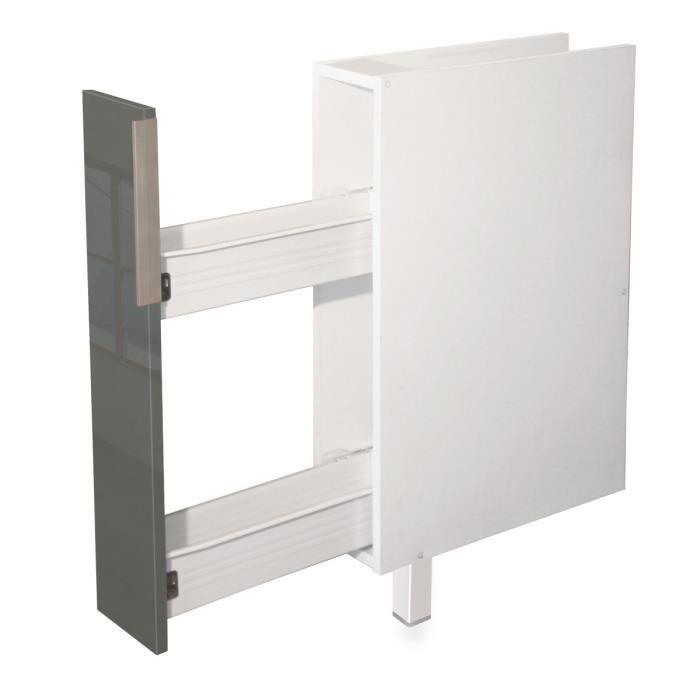 meuble bas cuisine largeur 15 cm