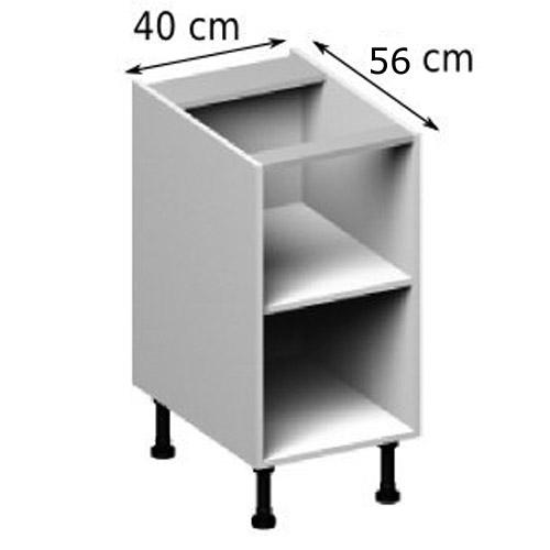 meuble bas cuisine largeur 40 cm