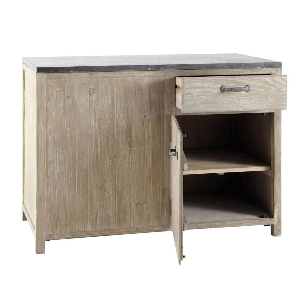meuble bas cuisine maison du monde