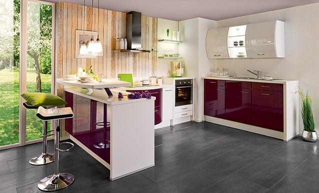 meuble bas cuisine ouvert