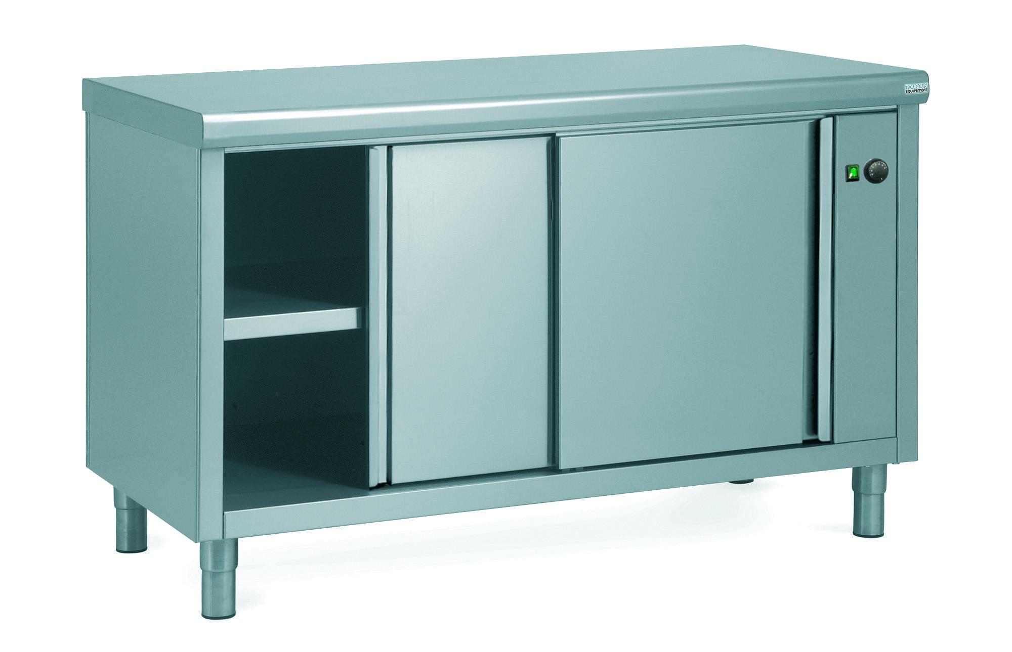 meuble bas de cuisine a portes coulissantes