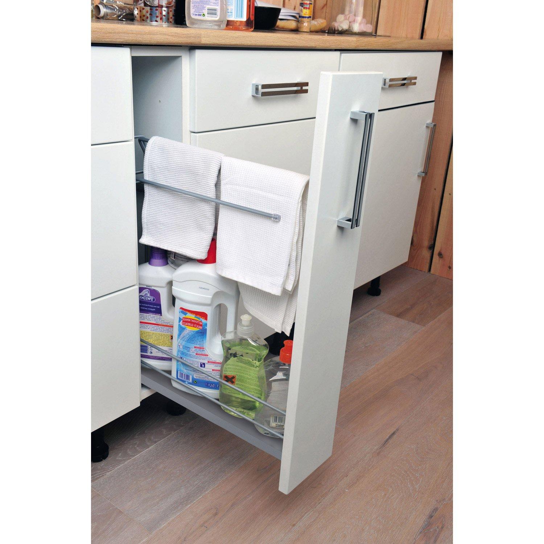 meuble cuisine 10 cm largeur