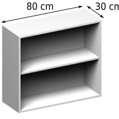 meuble cuisine 25 cm profondeur