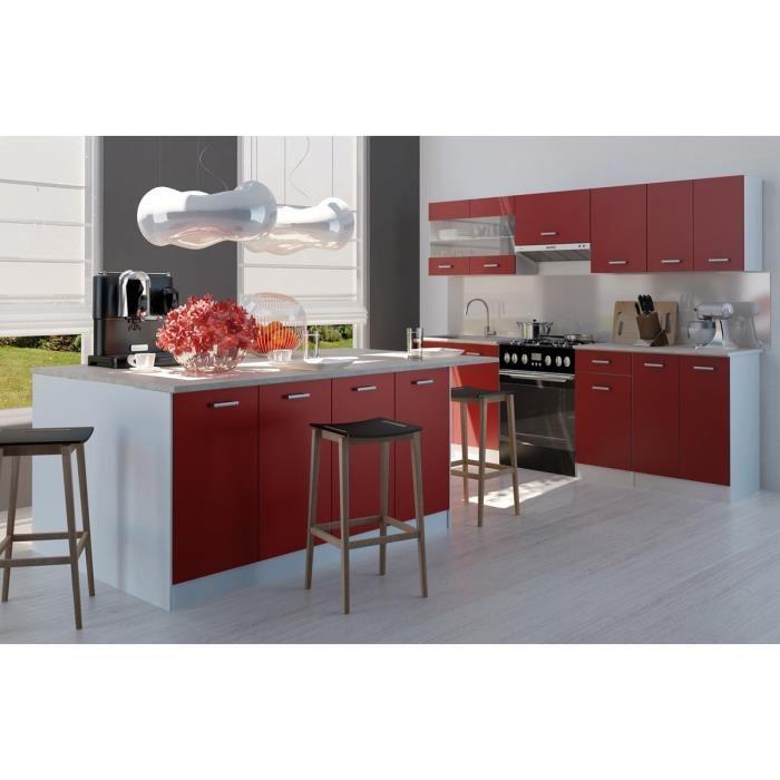 meuble cuisine 2m