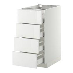 meuble cuisine 4 tiroirs