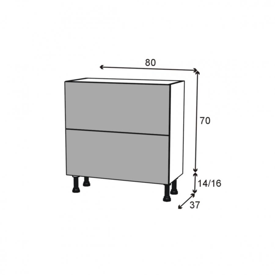meuble cuisine 70×80