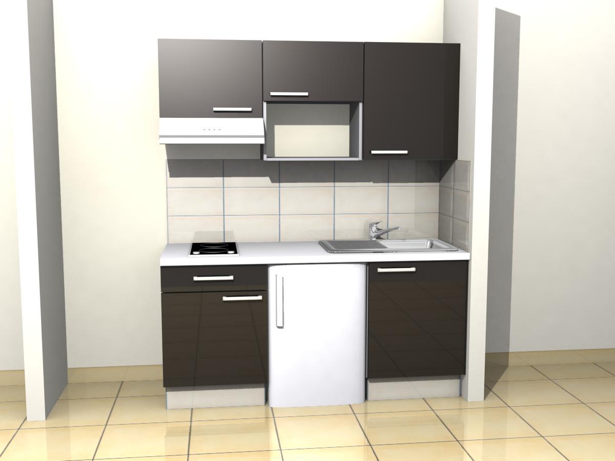 meuble cuisine 9 cm