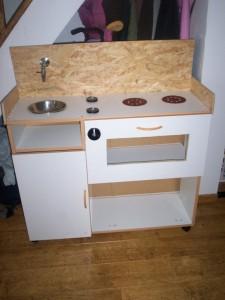 meuble cuisine a faire soi-meme