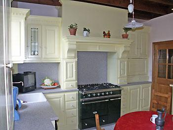 meuble cuisine a l'anglaise