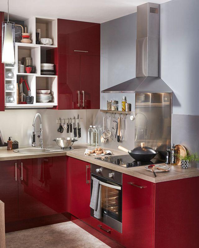 meuble cuisine a repeindre
