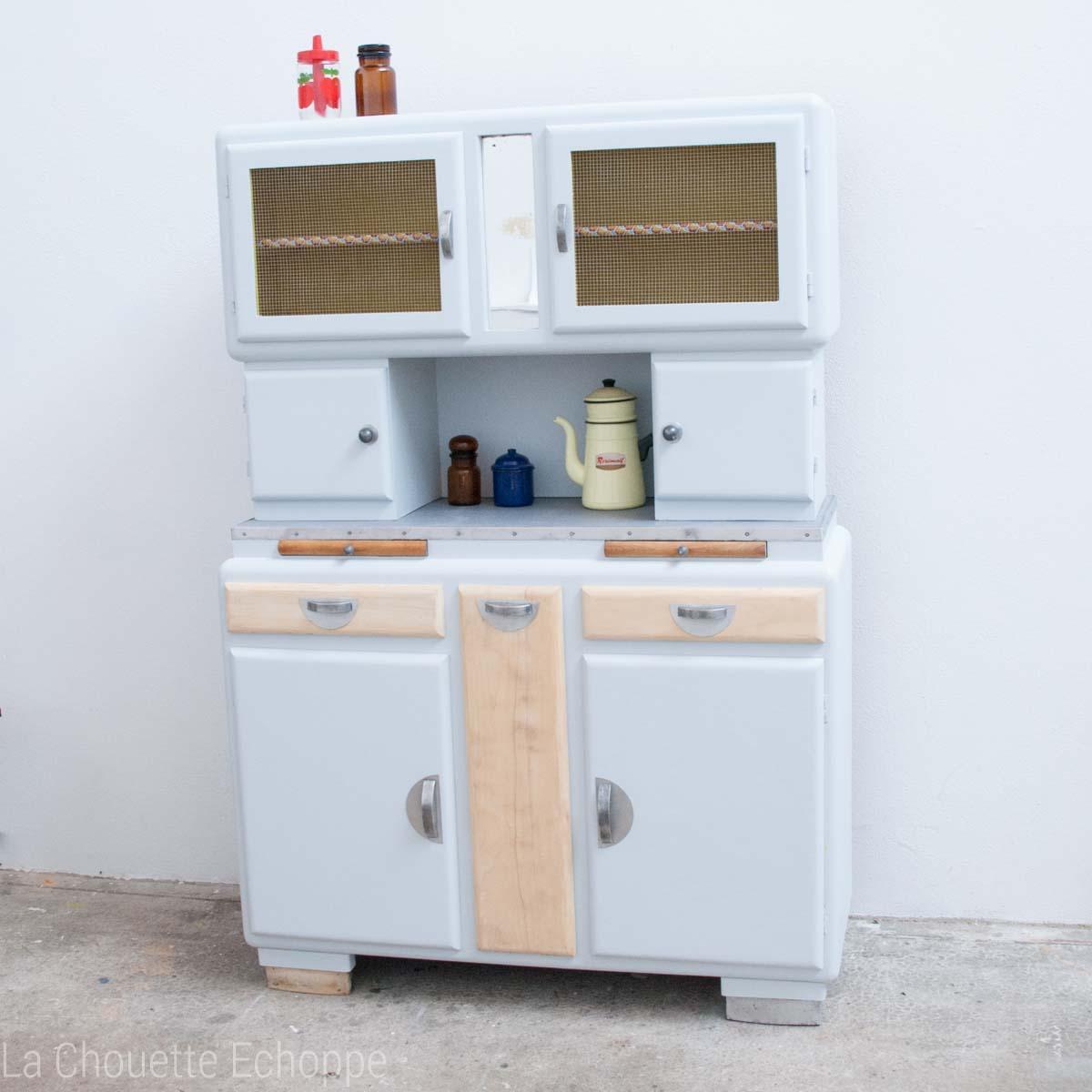 meuble cuisine annee 50