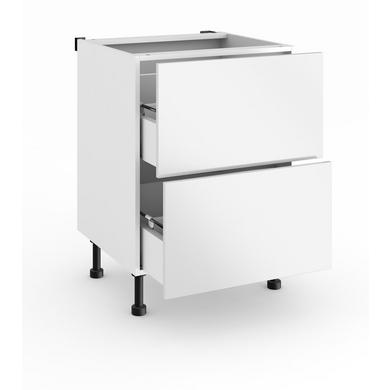 meuble cuisine casserolier