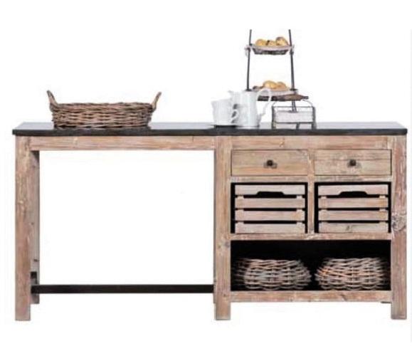 meuble cuisine d'appoint