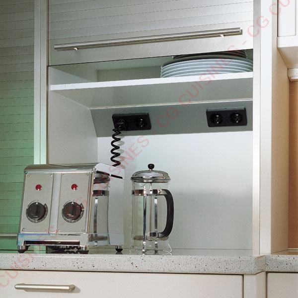 meuble cuisine electrique