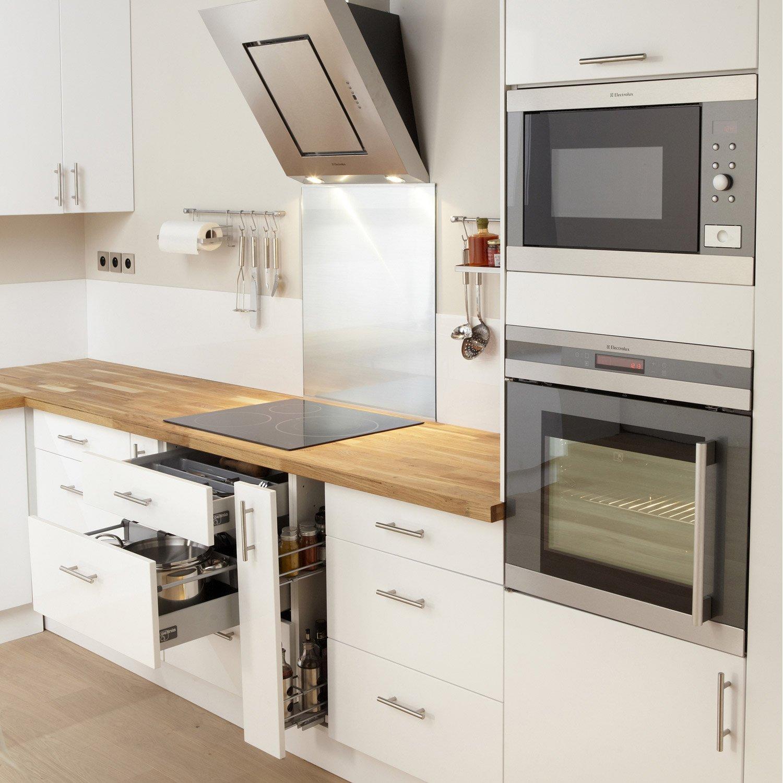meuble cuisine en l
