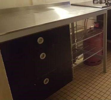 meuble cuisine etabli