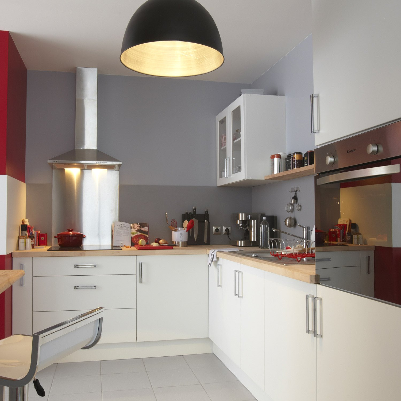 meuble cuisine kit leroy merlin