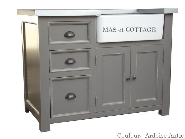 meuble cuisine lavabo