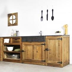 meuble cuisine modulable