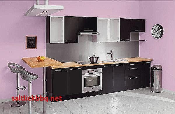 meuble cuisine noir brico depot