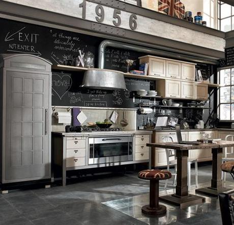 meuble cuisine original