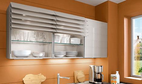 meuble cuisine ouverture electrique