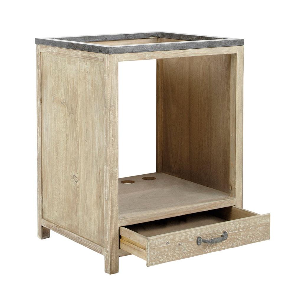 meuble cuisine pour four