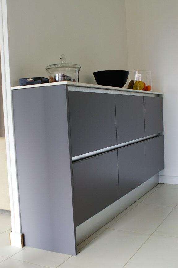 meuble cuisine profondeur 45