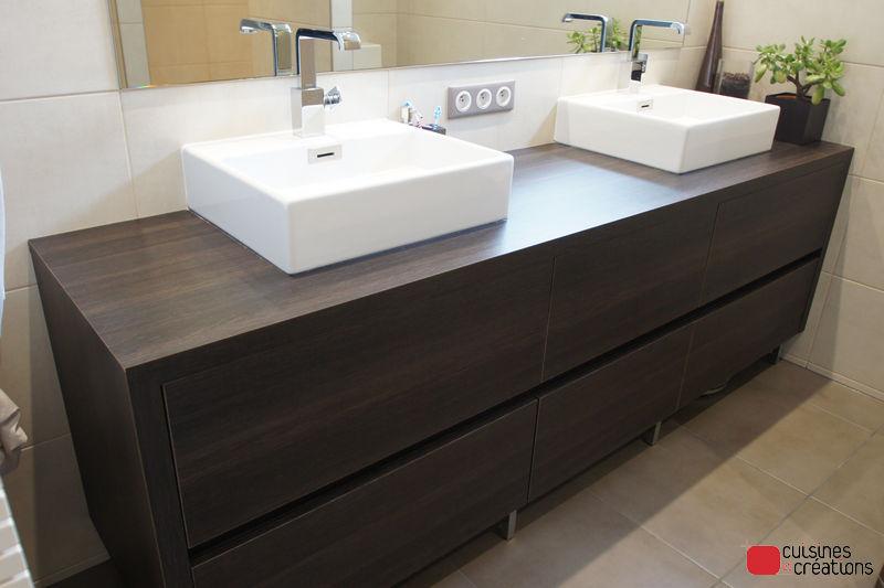 meuble cuisine salle de bain