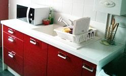 meuble cuisine solde
