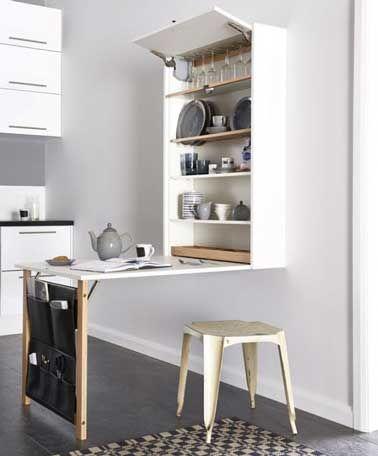 meuble cuisine table