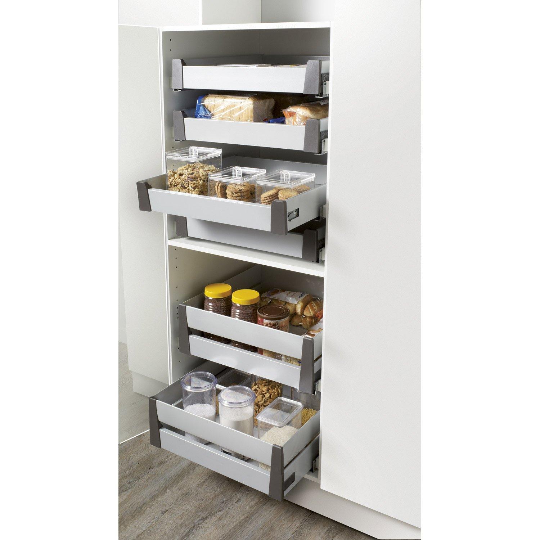 meuble cuisine tiroirs