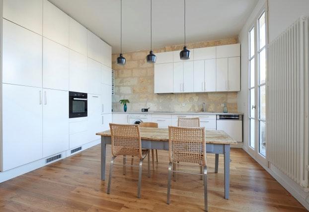 meuble cuisine toute hauteur