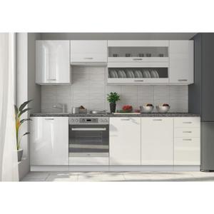 meuble haut cuisine 100 cm hauteur