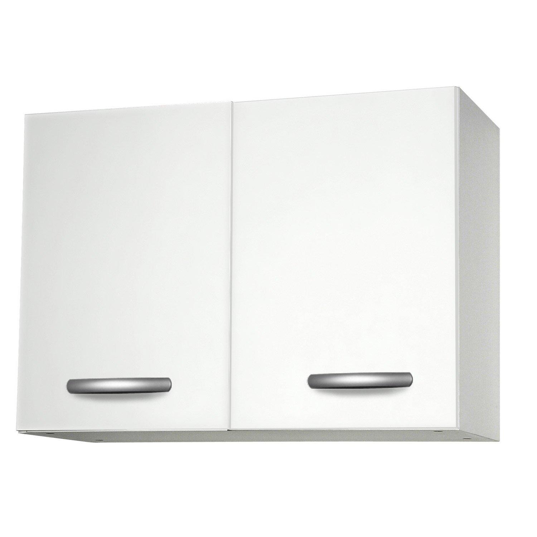 meuble haut cuisine 80 cm 1 porte