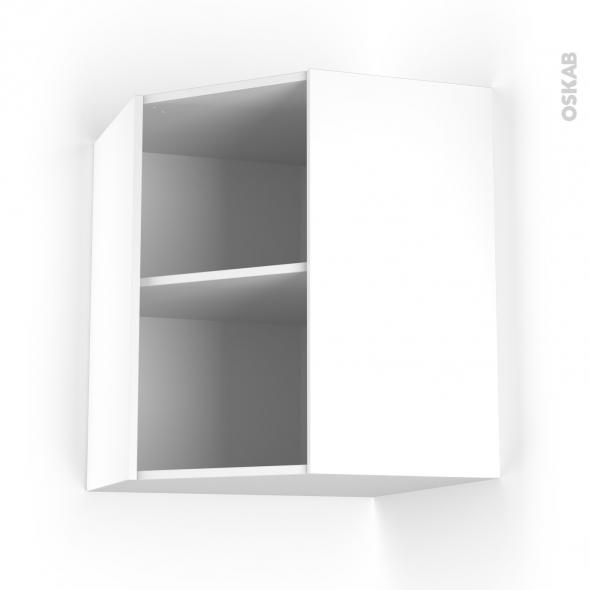 meuble haut cuisine angle