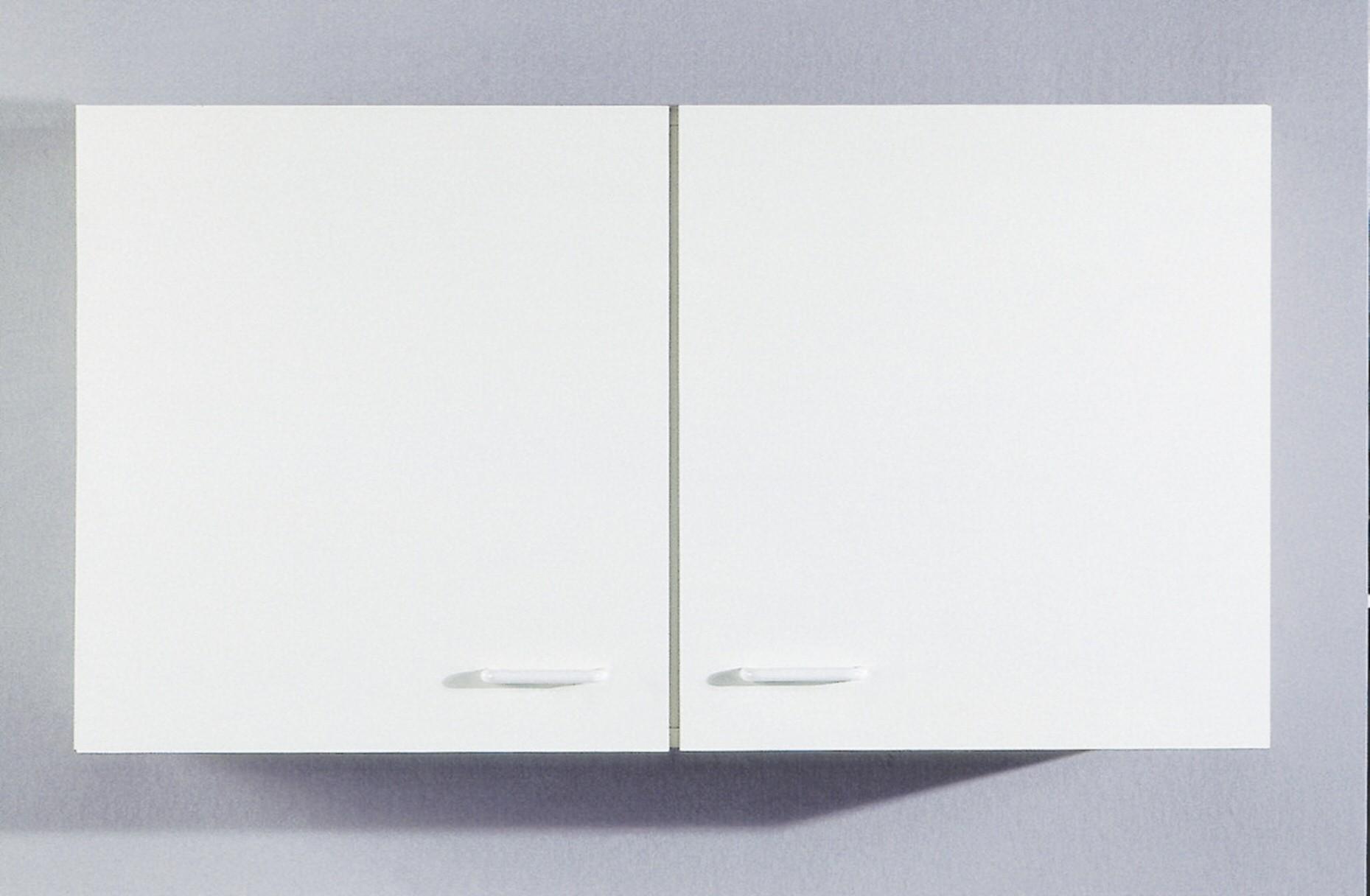meuble haut cuisine blanc pas cher