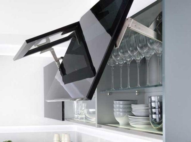 meuble haut cuisine darty